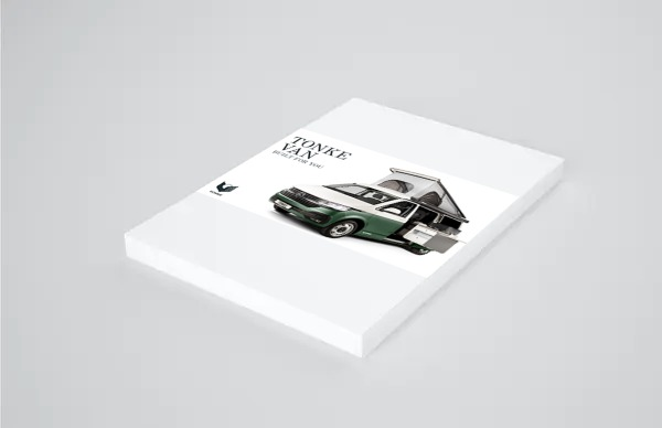 Tonke Campers brochure